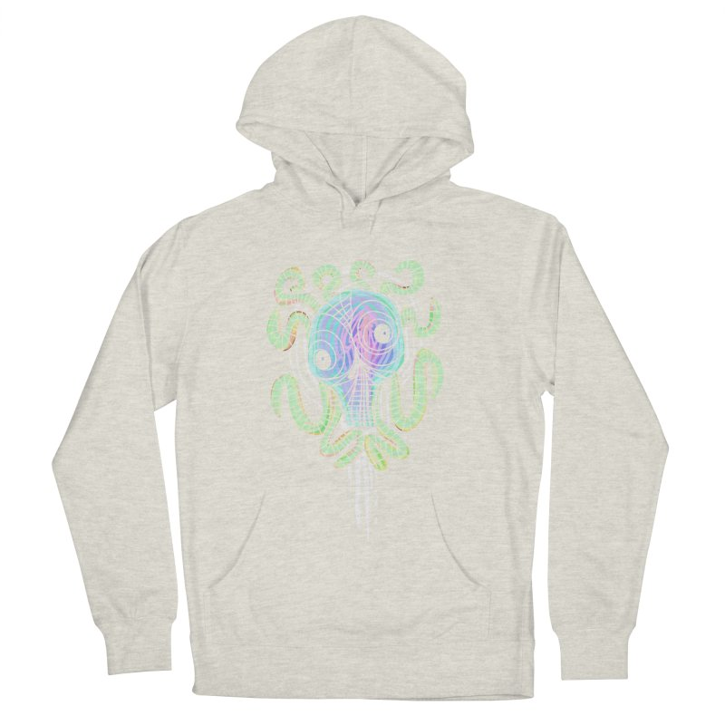 Tentacolourful Women's Pullover Hoody by The Fabulous Raabulous