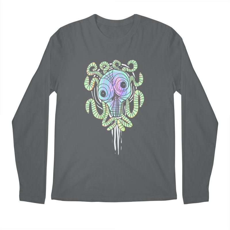 Tentacolourful Men's Longsleeve T-Shirt by The Fabulous Raabulous
