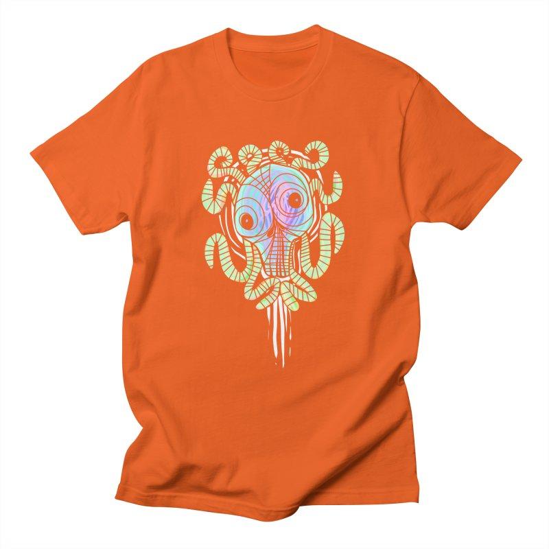 Tentacolourful Men's T-shirt by The Fabulous Raabulous