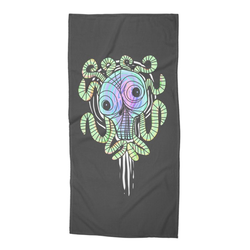 Tentacolourful Accessories Beach Towel by The Fabulous Raabulous
