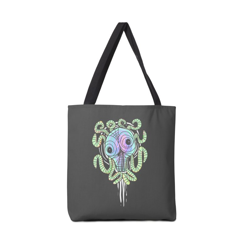 Tentacolourful Accessories Bag by The Fabulous Raabulous