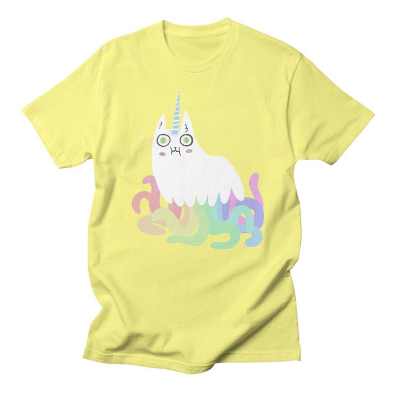 Tentacular Men's T-shirt by The Fabulous Raabulous