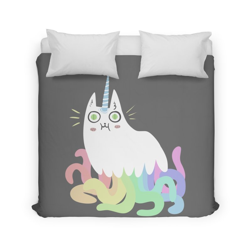 Tentacular Home Duvet by The Fabulous Raabulous