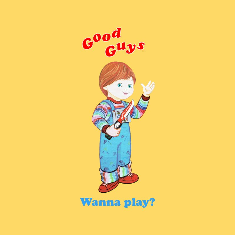 c3ca372e Chucky Good Guy Doll Women's T-Shirt by Rabidweaselstudio's Artist Shop