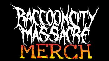 Raccoon City Massacre's House Of Merch Logo