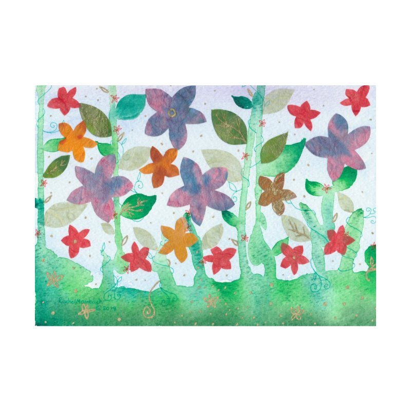 Spring Fling by Rachel Mambach Art Shop