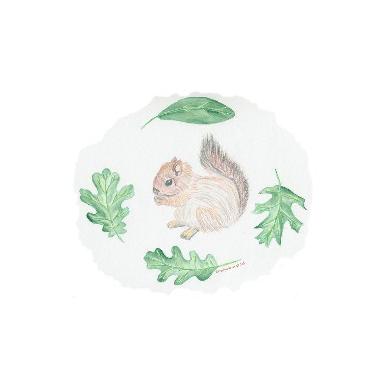 Baby Squirrel by Rachel Mambach's Artist Shop