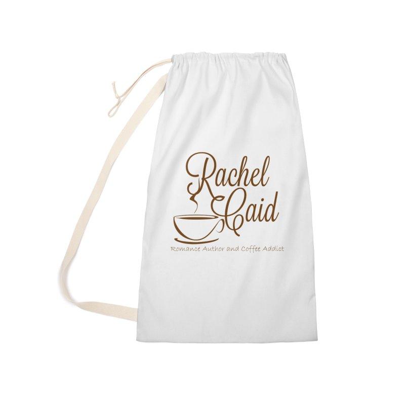 RC Logo Accessories Bag by Rachel Caid