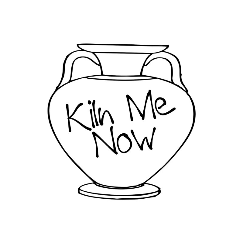 Kiln Me Now Men's T-Shirt by Rachel Caid