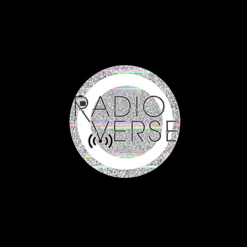 Radioverse Logo Men's Zip-Up Hoody by Radioverse Podcast