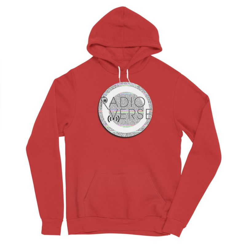 Radioverse Logo Women's Pullover Hoody by Radioverse Podcast