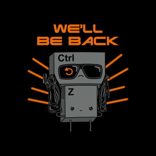 image for We'll Be Back!