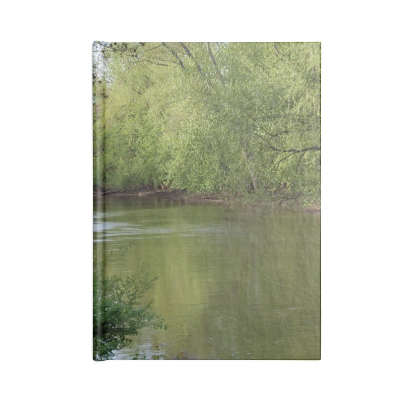 River of Memories Accessories Notebook by The Outrider Outpost