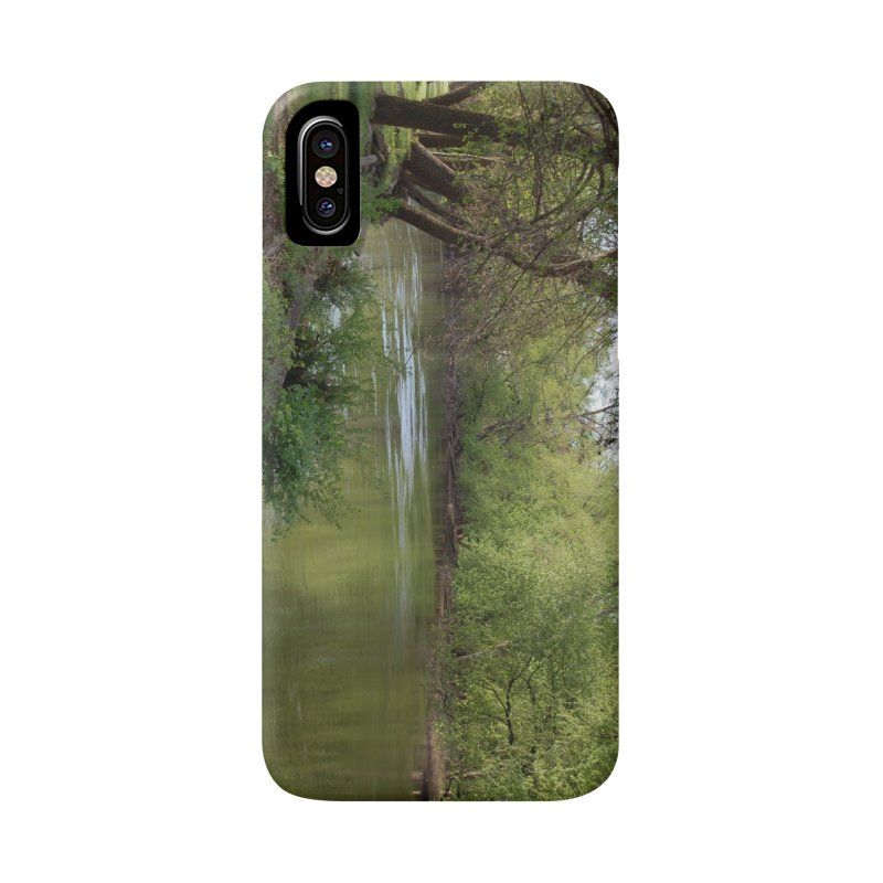 River of Memories Accessories Phone Case by Ralph's Creations