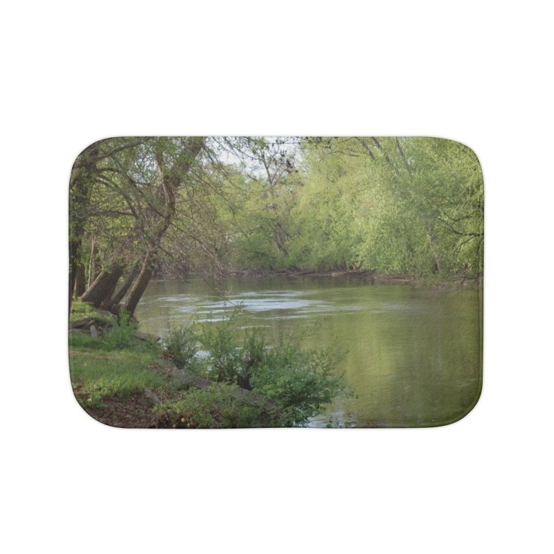 River of Memories Home Bath Mat by The Outrider Outpost