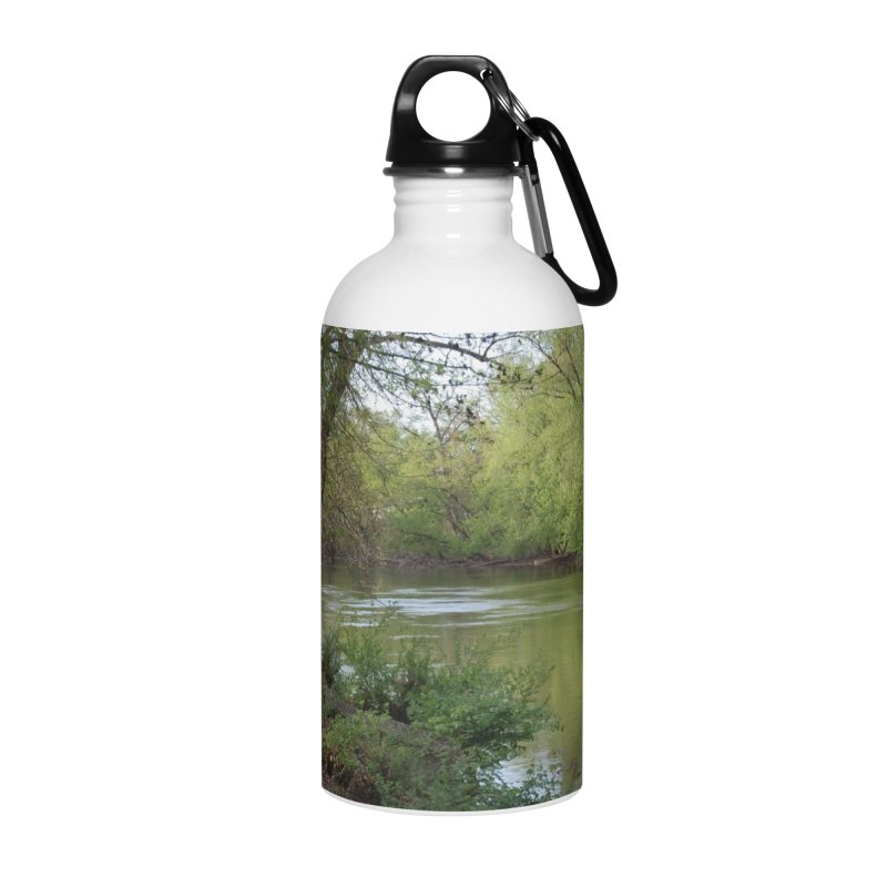 River of Memories Accessories Water Bottle by Ralph's Creations