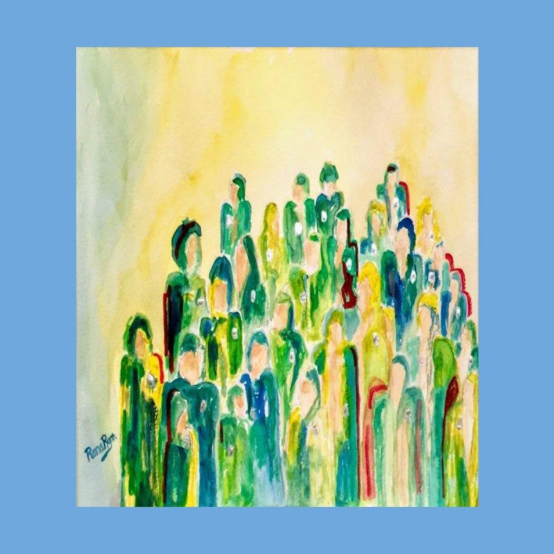 People for Peace by Artist Rana Ryan by Rana Ryan's Artist Shop