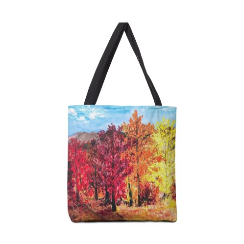 image for Walk with me into Fall by Artist Rana Ryan