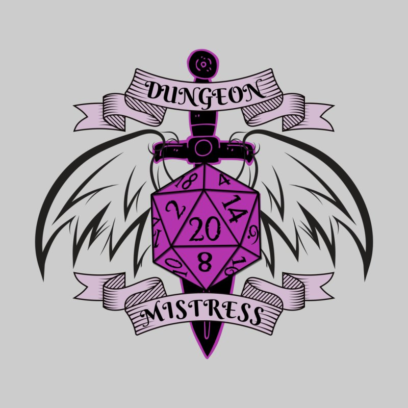 Dungeon Mistress: 2nd Edition Men's T-Shirt by RandomEncounterProductions's Artist Shop