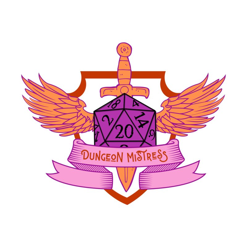 Dungeon Mistress: Lesbian Pride by RandomEncounterProductions's Artist Shop
