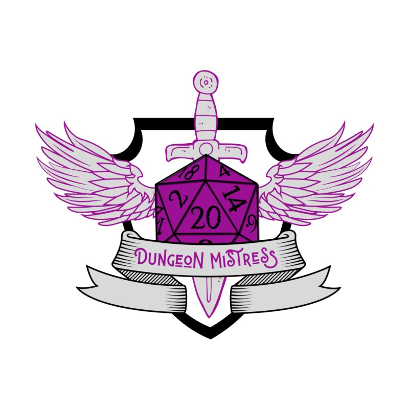 Dungeon Mistress: Ace Pride by RandomEncounterProductions's Artist Shop
