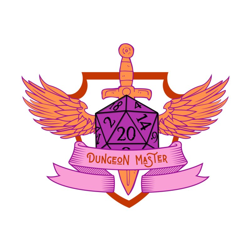 Dungeon Master: Lesbian Pride by RandomEncounterProductions's Artist Shop