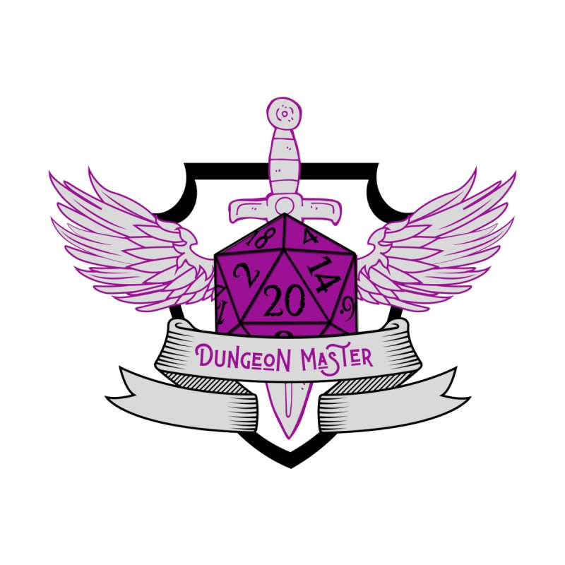 Dungeon Master: Ace Pride by RandomEncounterProductions's Artist Shop