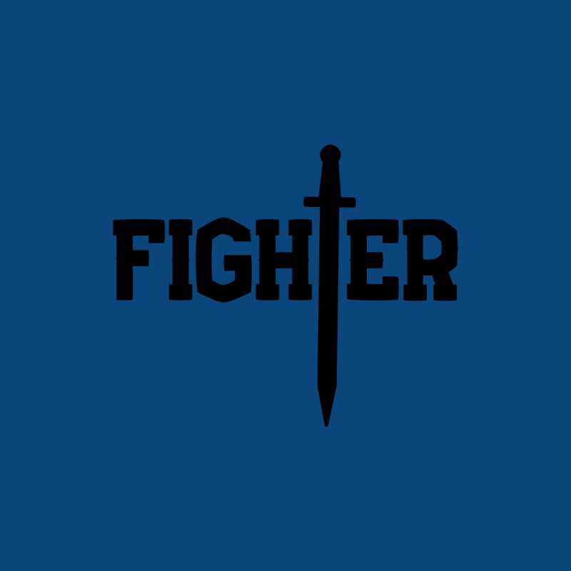 Fighter Men's T-Shirt by RandomEncounterProductions's Artist Shop