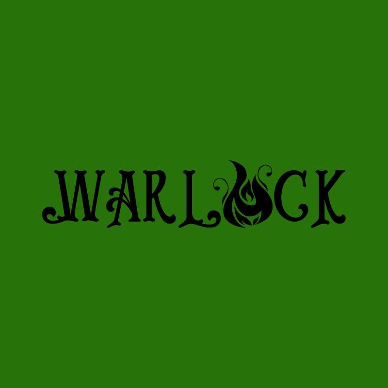 Warlock Men's T-Shirt by RandomEncounterProductions's Artist Shop