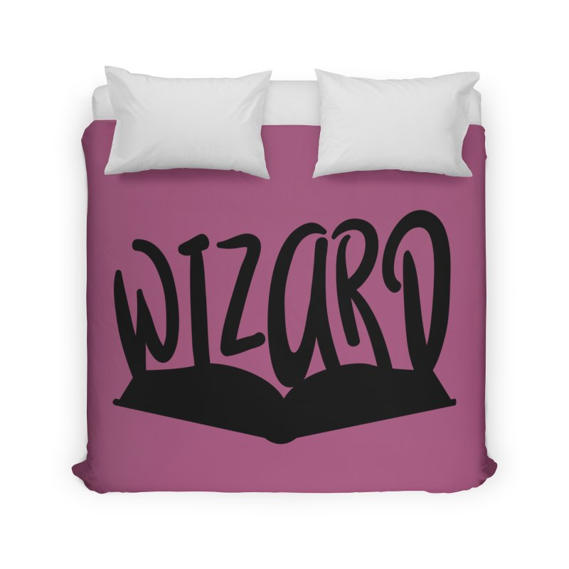 Wizard Home Duvet by RandomEncounterProductions's Artist Shop