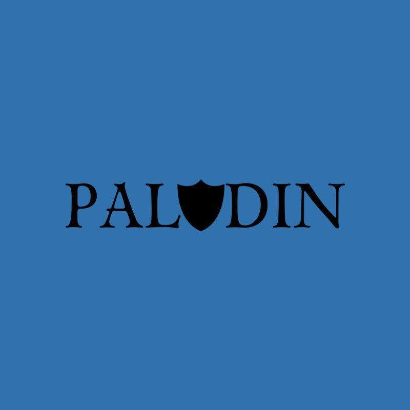 Paladin Men's T-Shirt by RandomEncounterProductions's Artist Shop