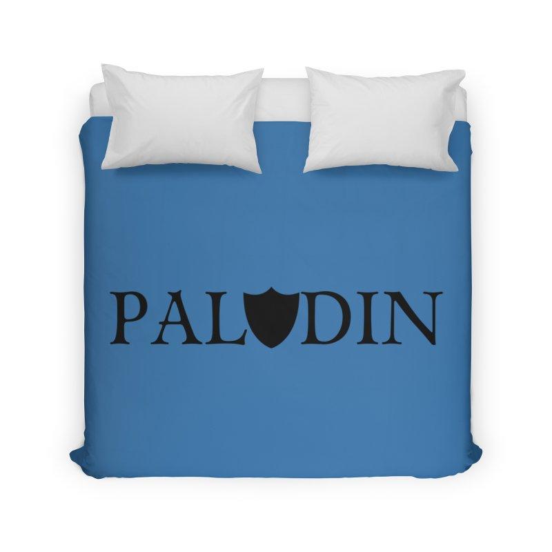 Paladin Home Duvet by RandomEncounterProductions's Artist Shop