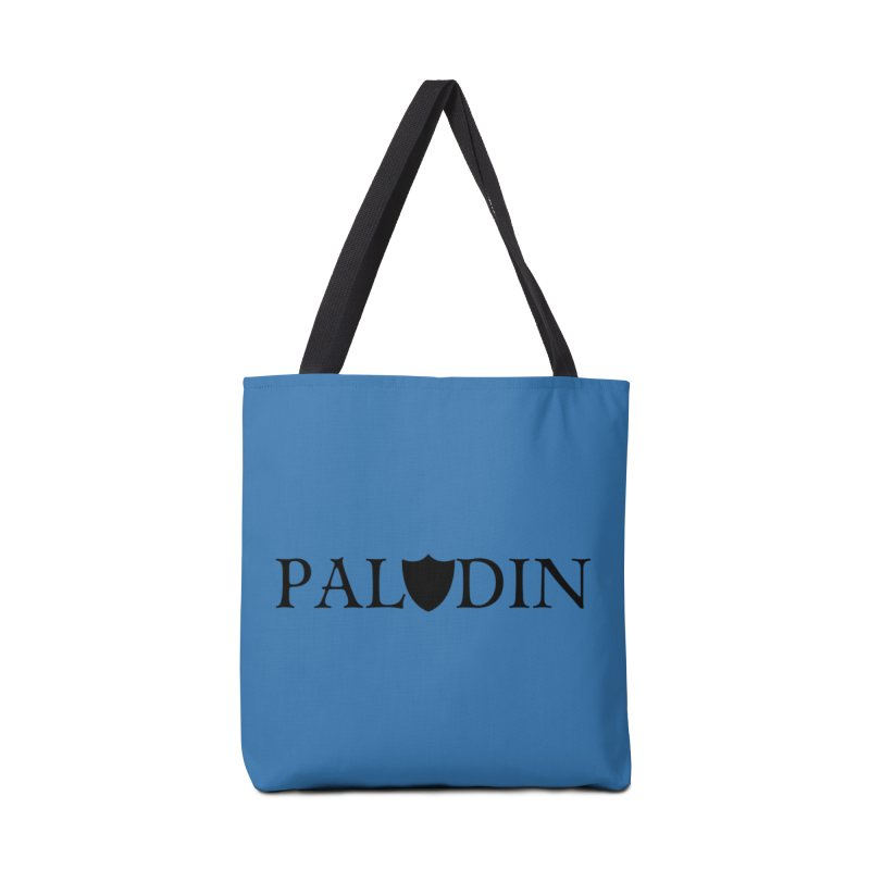 Paladin Accessories Tote Bag Bag by RandomEncounterProductions's Artist Shop
