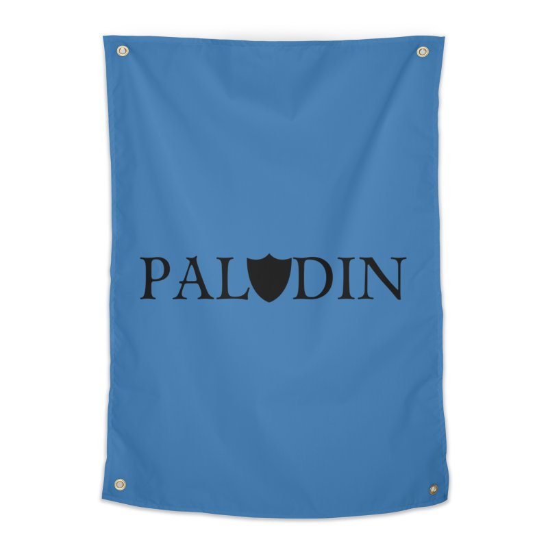 Paladin Home Tapestry by RandomEncounterProductions's Artist Shop