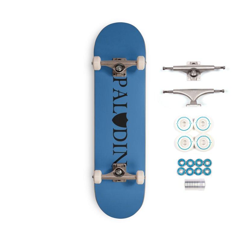 Paladin Accessories Complete - Basic Skateboard by RandomEncounterProductions's Artist Shop