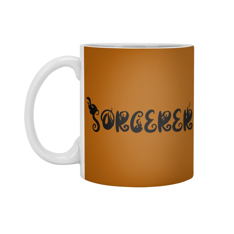 Sorcerer Accessories Standard Mug by RandomEncounterProductions's Artist Shop