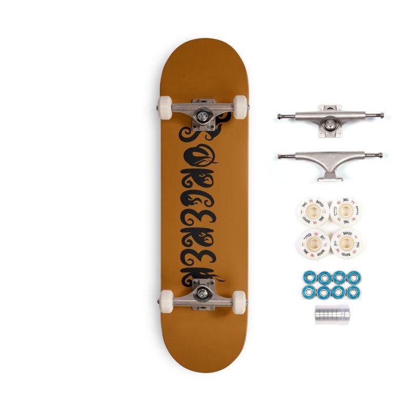 Sorcerer Accessories Complete - Premium Skateboard by RandomEncounterProductions's Artist Shop