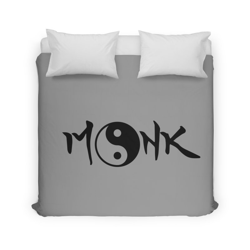 Monk Home Duvet by RandomEncounterProductions's Artist Shop