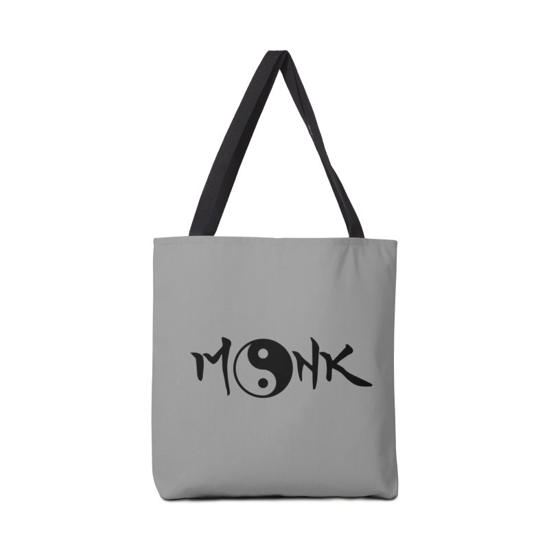 Monk Accessories Tote Bag Bag by RandomEncounterProductions's Artist Shop