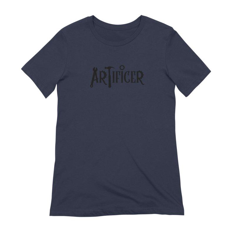 Artificer Women's Extra Soft T-Shirt by RandomEncounterProductions's Artist Shop