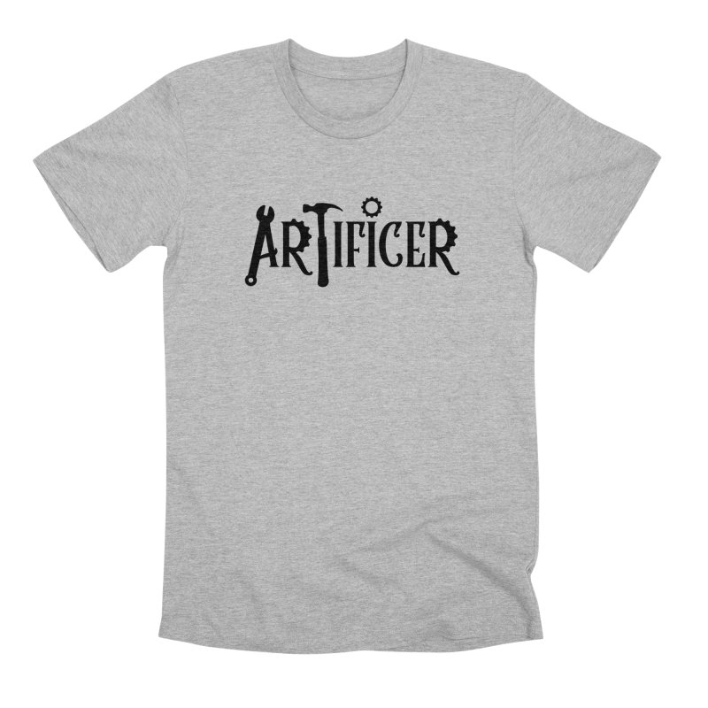Artificer Men's Premium T-Shirt by RandomEncounterProductions's Artist Shop