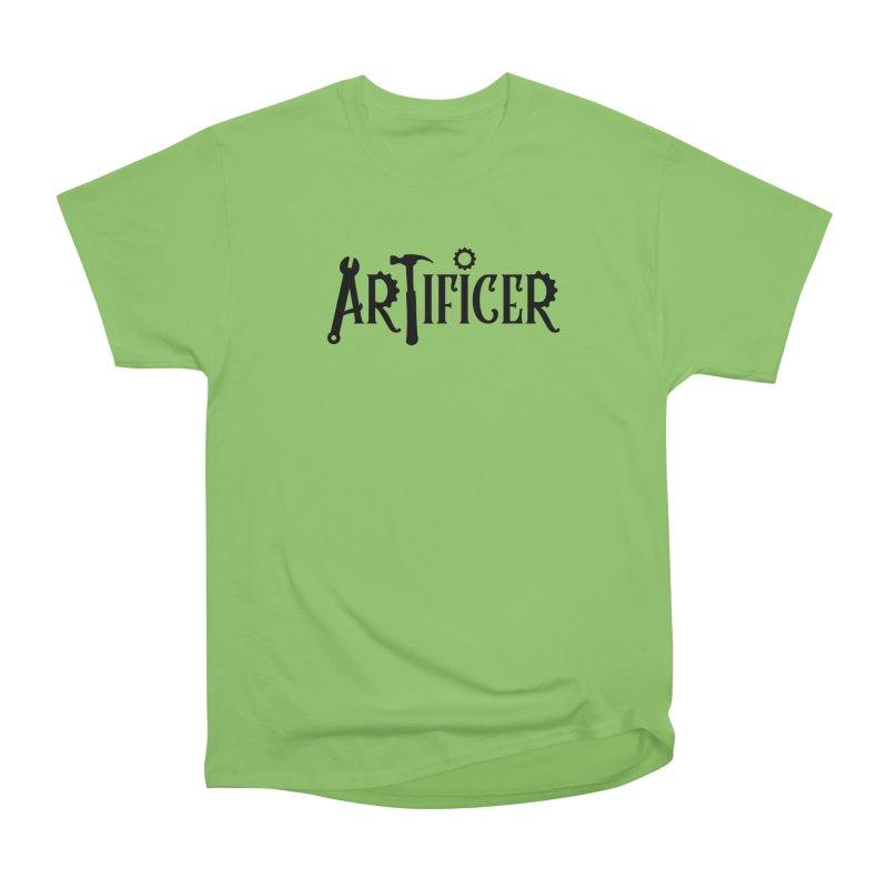 Artificer Men's Heavyweight T-Shirt by RandomEncounterProductions's Artist Shop