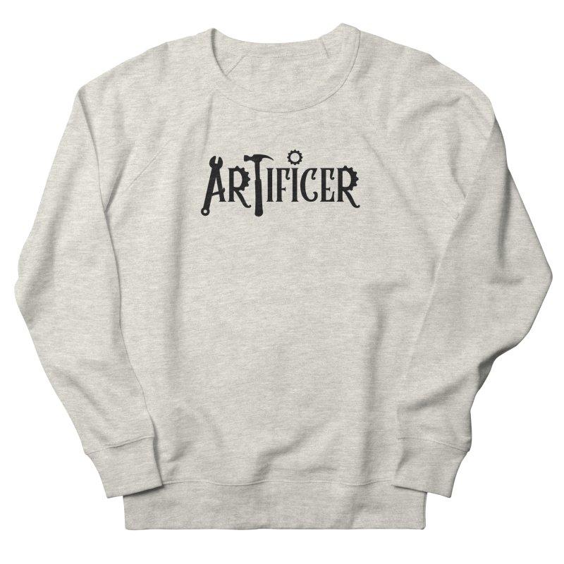 Artificer Women's French Terry Sweatshirt by RandomEncounterProductions's Artist Shop