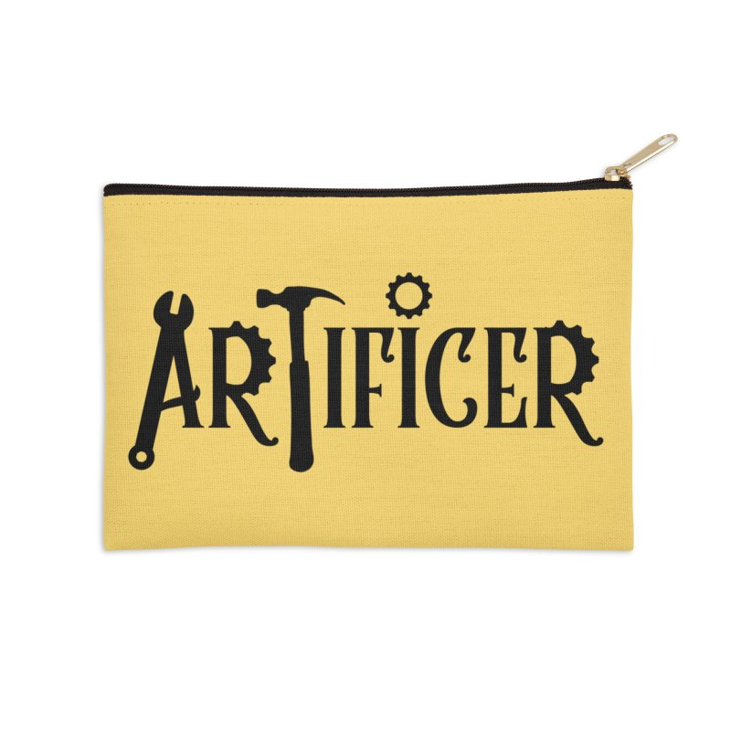 Artificer Accessories Zip Pouch by RandomEncounterProductions's Artist Shop
