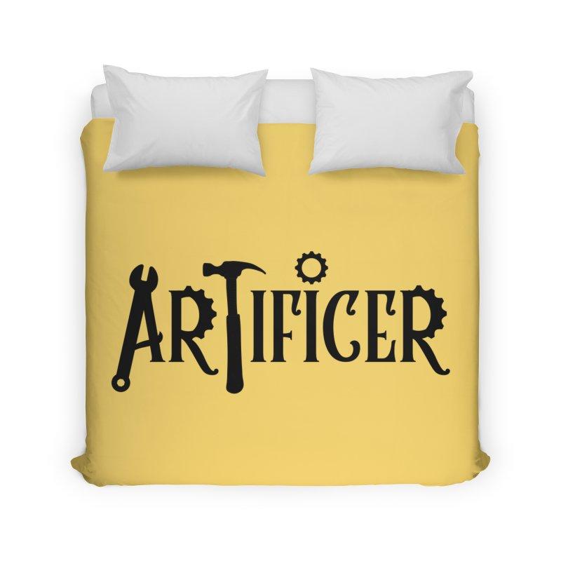 Artificer Home Duvet by RandomEncounterProductions's Artist Shop