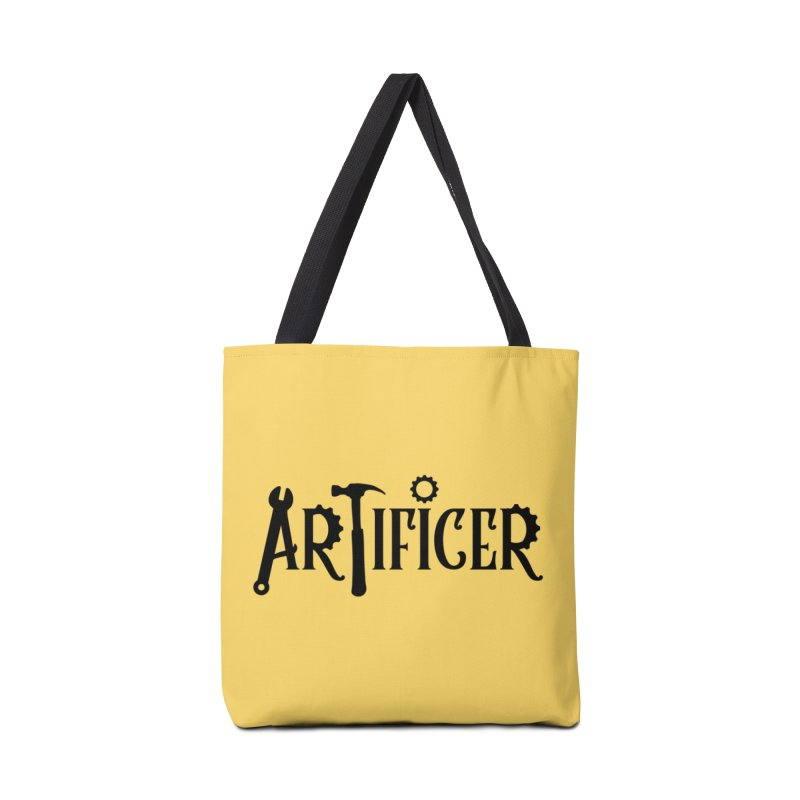 Artificer Accessories Tote Bag Bag by RandomEncounterProductions's Artist Shop