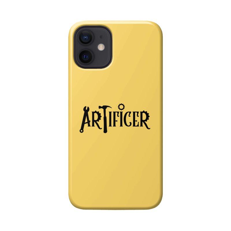 Artificer Accessories Phone Case by RandomEncounterProductions's Artist Shop