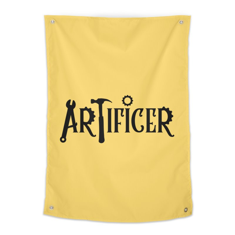 Artificer Home Tapestry by RandomEncounterProductions's Artist Shop