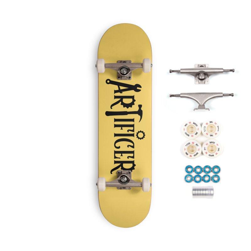 Artificer Accessories Complete - Premium Skateboard by RandomEncounterProductions's Artist Shop