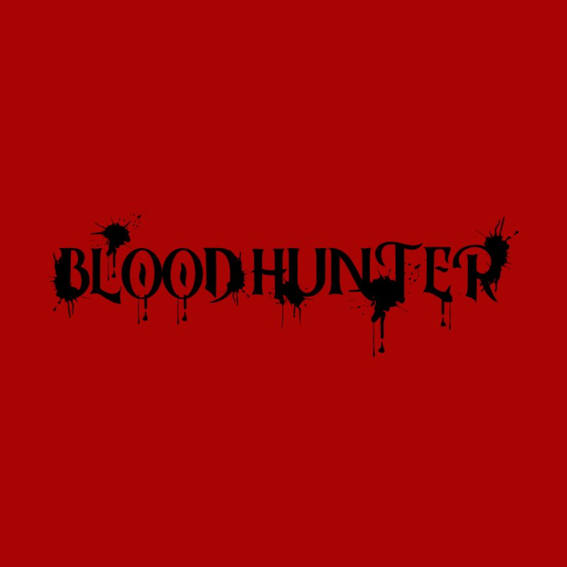 Blood Hunter Accessories Zip Pouch by RandomEncounterProductions's Artist Shop